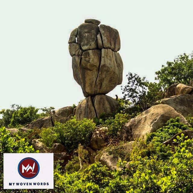 OLOFIN ROCK: LEGENDS OF THE POWERFUL OLOFIN DIETY IN LANLATE