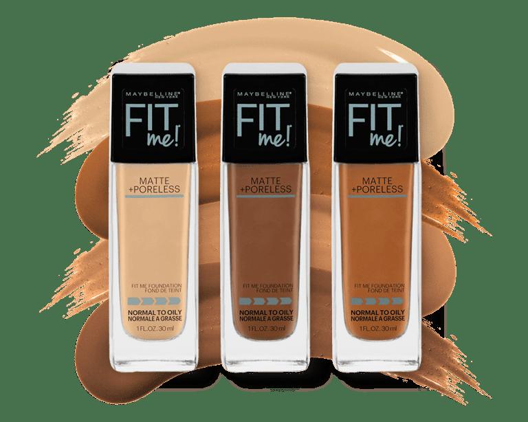 Foundation coverage 4
