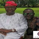 dele paimo with dad