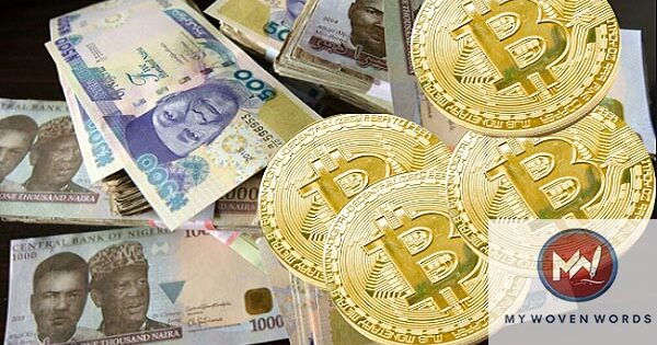 Bitcoins - MY WOVEN WORDS